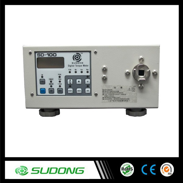SD-100 digital torque meter, professional digital torque tester supplied with low price
