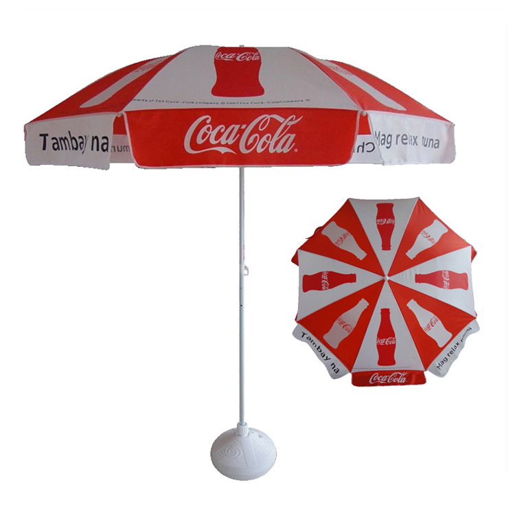 Cola Sunshade Umbrella Parasol Beach Umbrella Manufactory Buy