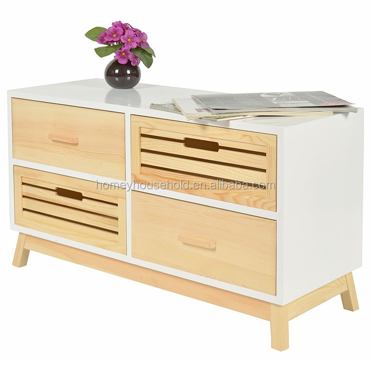 2017 china supplier new product fashion design matt white oak wooden tv unit