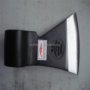 forged carbon steel axe head