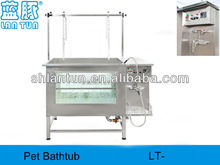 2012 Pet bathtubs multifunction Stainless Steel Bubble dog spa Bath Tub