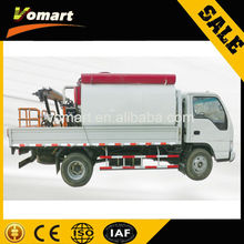 Bitumen Sprayer for road construction/Asphalt Emulsion Plant