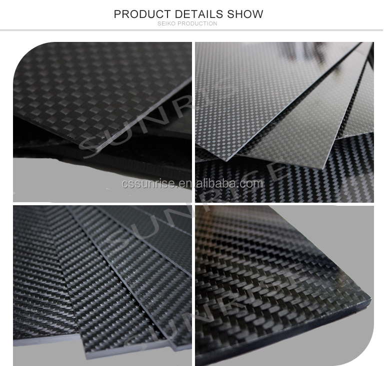 Alibaba Golden Supplier Carbon Sheet,Fireproof Carbon Fiber Cloth ...