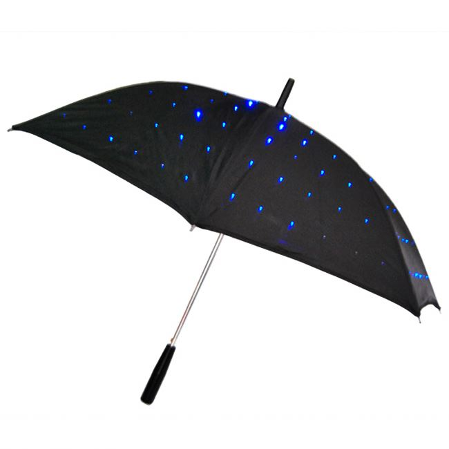 Color change led umbrella