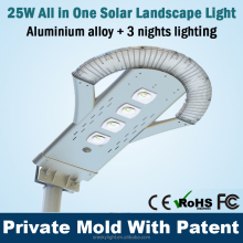 Dongguan Beinuo solar pir light With Stable Function