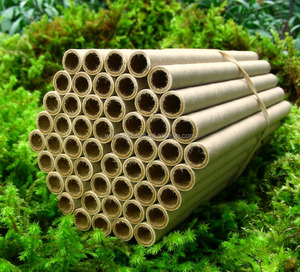 high quality paper tube for solitairy bees (Osmia)