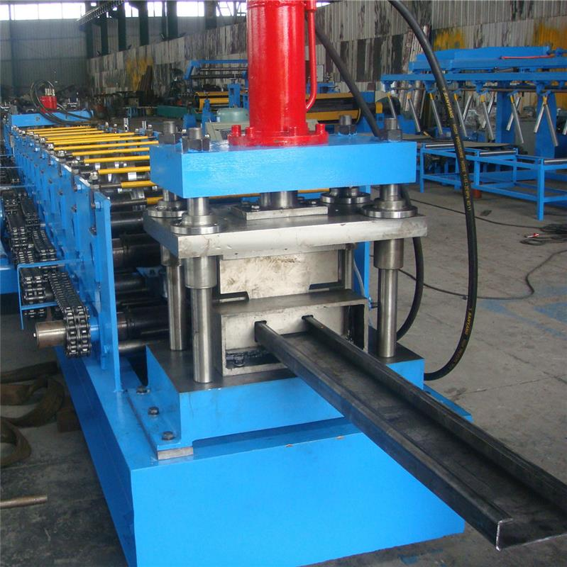 chinese supplier cee and zed purlin forming machine