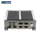 china factory supplier Hot selling i5 fanless mini rs485 / rs232 box pc industrial