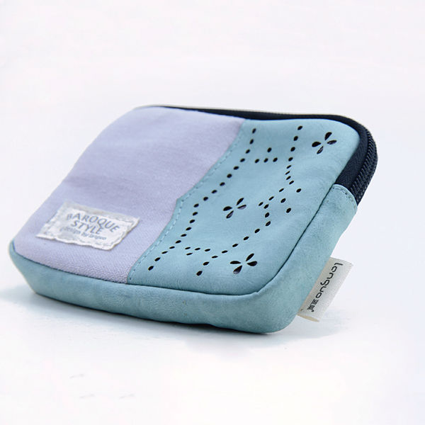LANGUO new arrival wallet with coin slot/coin purse model:LGBK-2637