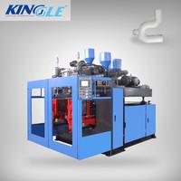 PXB70D auto parts making extrusion blow moulding machine