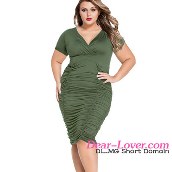 Plus Size Women Clothing 2016 Newly Hot Xxx Sexy Army Green ...