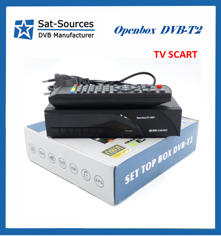 Rafael R836 TV tuner Europe TV Receiver with SCART Set Top Box