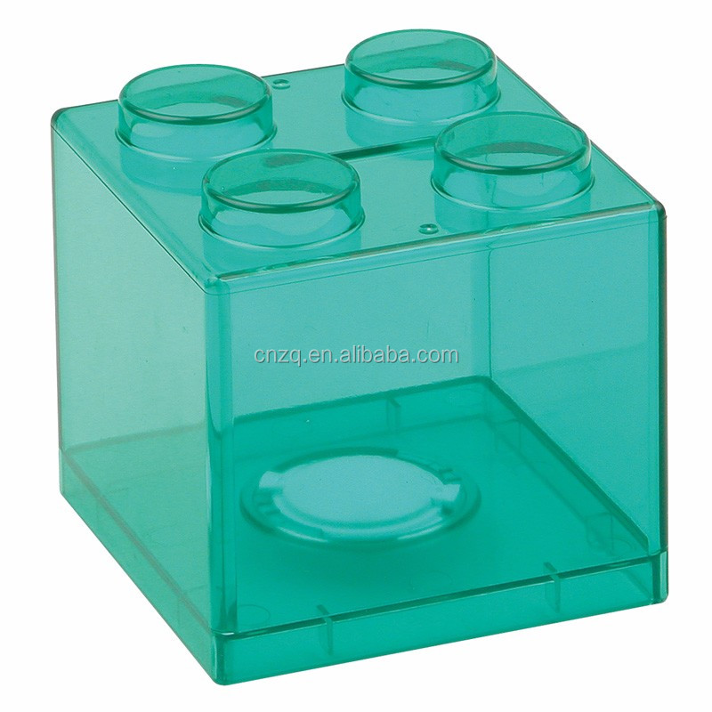 Lego 2x2 Brick Plastic Money Box Square Coin Bank Buy