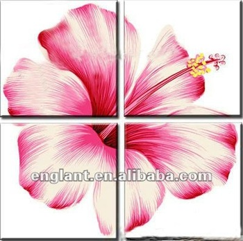 Group Flower Designs Fabric Painting On Canvas Buy Flower Designs