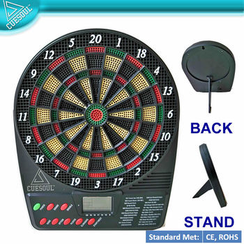 New Electronic Dart Board With Side Stand Buy New