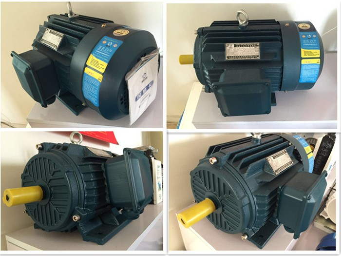 1.1kw High Quality Three Phase Ac Electric Motor 1kw Low Rpm ...