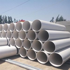 Underground drainage sewer pvc pipe 3 4 cleaning sizes