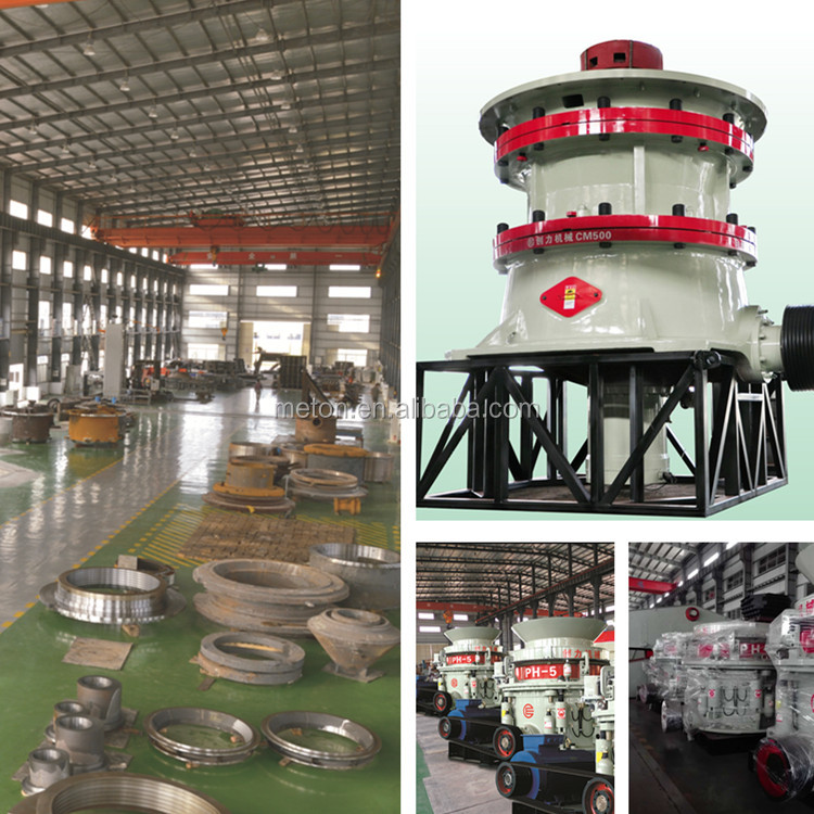CM1000 granite crusher mining construction equipment cylinder cone crusher