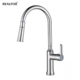 Rustic Goose Long Neck Flick Reverse Osmosis Health Mixing NSF Sink Faucet Hot Water Stop Mixer Tap Nozzle Stand Parts China