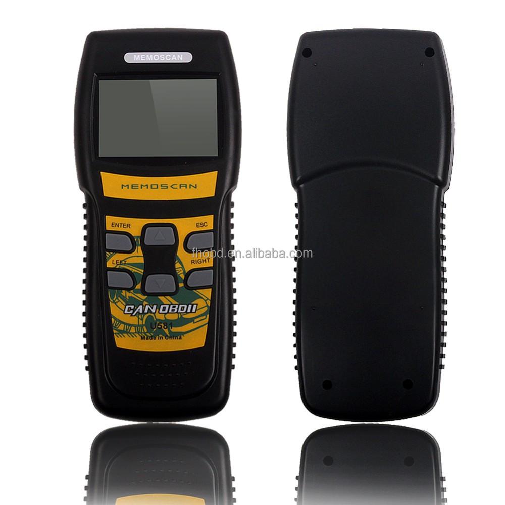 Obd2 Auto Diagnostic Tool Obd 2 Obd Ii Scanner Code Reader Can ...