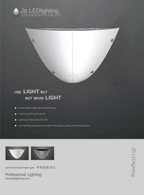 best price aluminum ip66 narrow beam angle long distance led flood
