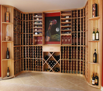 DIY all kinds of wine cellars