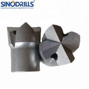 chinese drill T30 T thread anchor drill bit for Stabilization