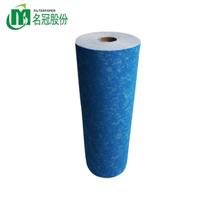 Nonwoven PP electrostatic cotton air filter for clean room