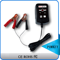 Most popular auto electronics 6v 12v car battery charger for car factory