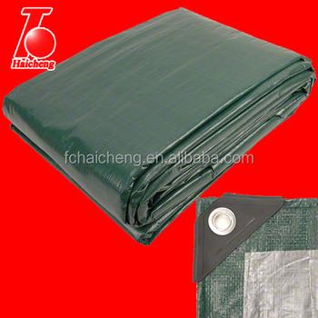 Polyethylene Tarp Tent Fabric Plastic Sheet For Tent