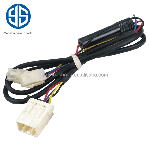 Customized OEM ODM Automotive Wire Harness For_640x640xz car wire harness manufacturers wire connectors, wire assembly 60's car wire harness manufacturers at soozxer.org