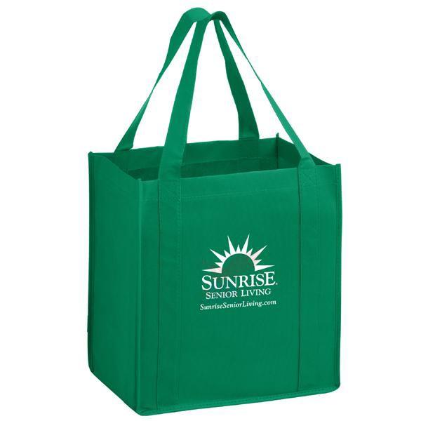Cheap Environmental 100gsm Heavy Duty Reusable Shopping Bag - Buy ...