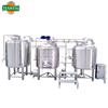 100L, 200L 300L, 400L, 500L home beer brewery turnkey brewing system machine for sale making machine beer brewing equipment
