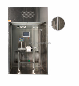 Double Negative Pressure Containment Dispensing Booth, Weighing Room
