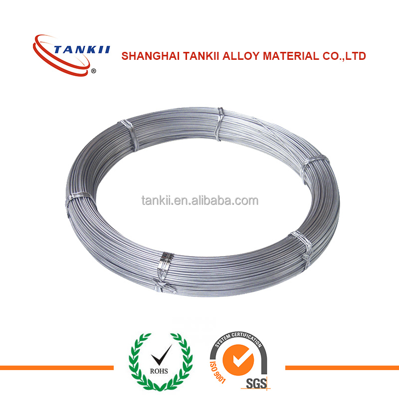 Stainless steel armored thermocouple wire type K, J, T. E