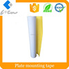 Plate mounting tape for Flexo printing machine