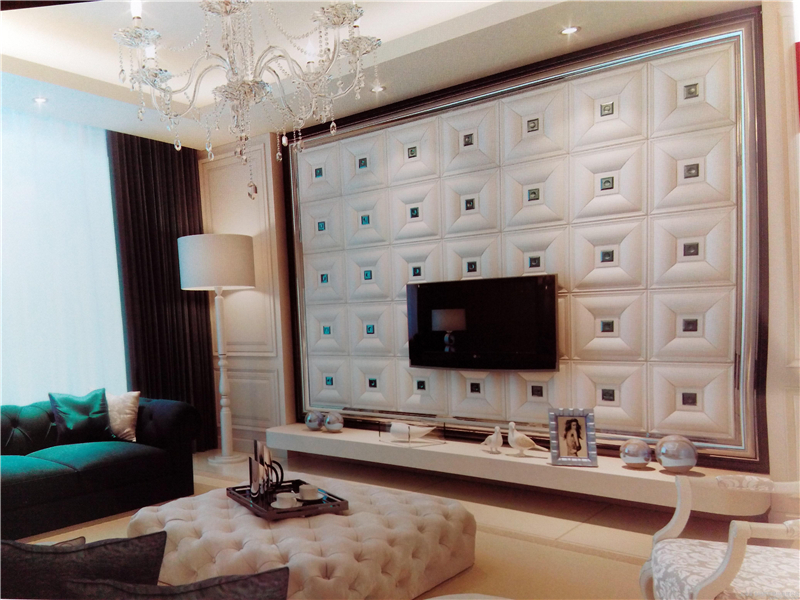 china supplier modern decorative leather d wall panels for with good custom luxury master bedroom designs - Tv Wall Panels Designs
