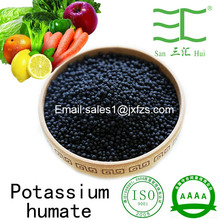 humic acid fulvic acid potassium salt k2o benefits for agriculture
