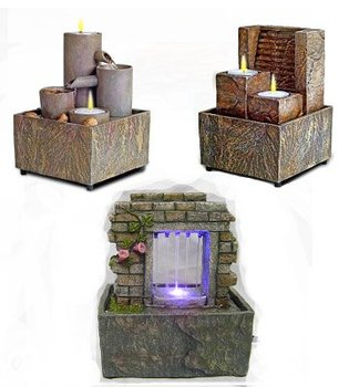 Small Tabletop Battery Operated Fountains