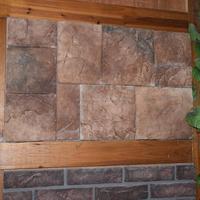 Cheap Exterior Wall House Decorative Man-made Art Cultural Stone