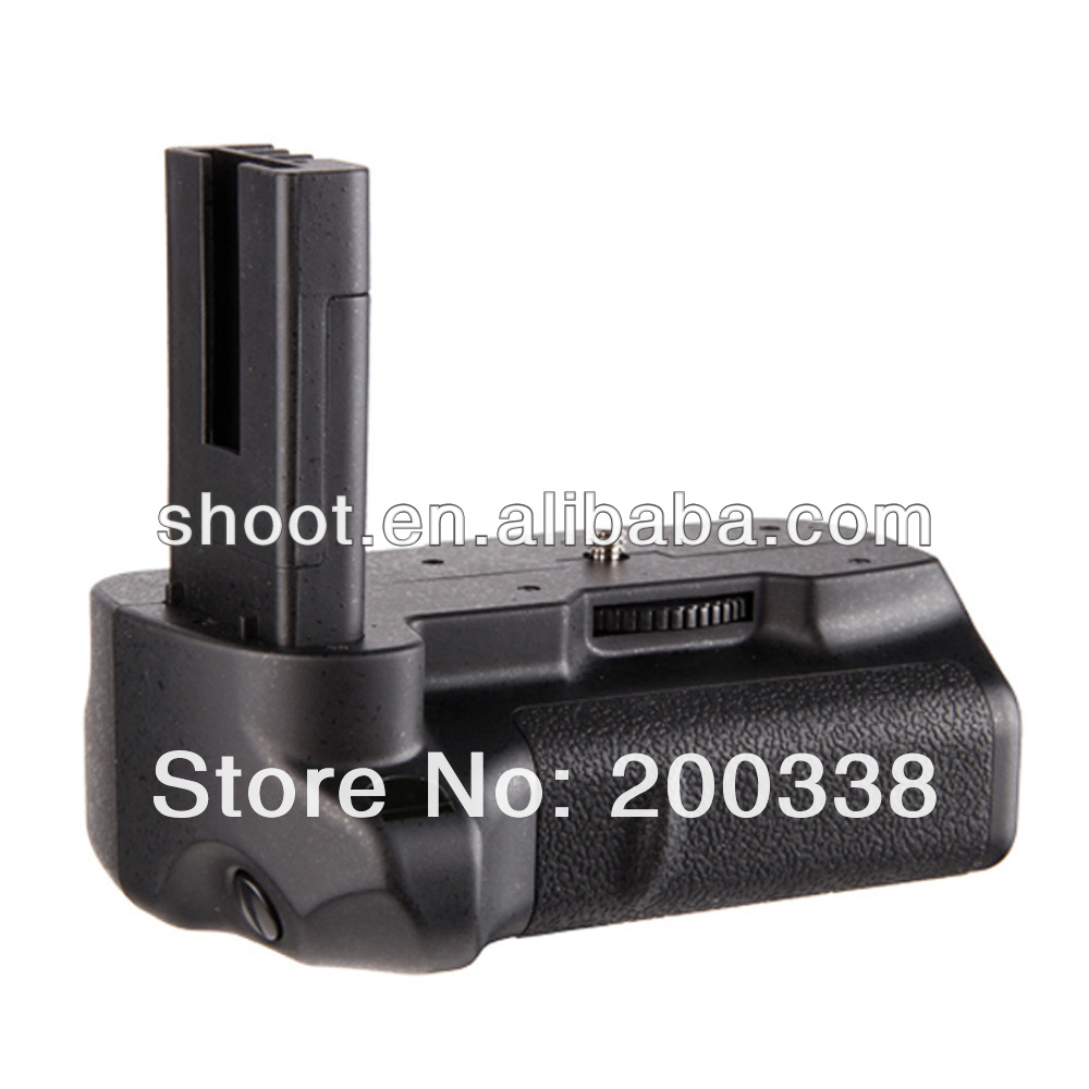 Pro battery holder for Nikon D5000 D3000 D40 D40X D60