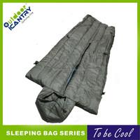 waterproof military sleeping bag army canvas sleeping bag antiwear sleeping bag