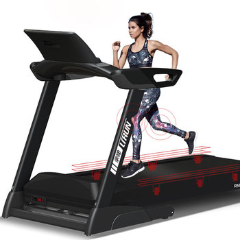 time sports treadmill, gym equipment, commercial treadmill motorized treadmill with touch screen wifi