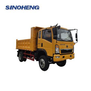 Excellent Quality Dump Truck 7 Ton Dimensions