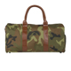 Promotional waterproof camouflage canvas duffel military army travel bag, Heavy duty sports tactical camo gym cotton duffle bag