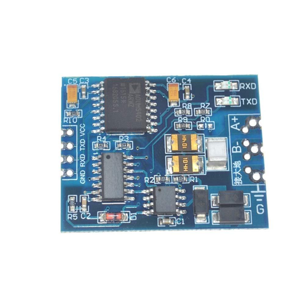 8CH NPN//PNP to NPN 5//24V SquareWave Signal Conversion Module Level Converter g0d