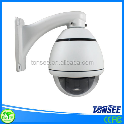 800tvl cmos cctv camera analog Indoor/outdoor High Speed Dome Camera 360 degree anpr lpr alpr traffic camera