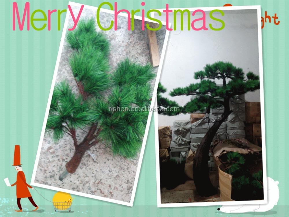 Pre-lit Folding Christmas Tree,Rotating Stand For