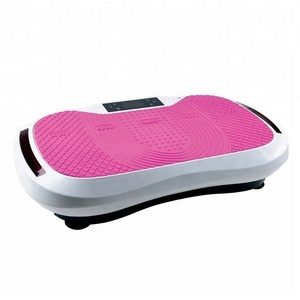 Hot Sale China Manufacture Whole Body Power Fitness Vibration Machine 3D Foot Small Vibration Plate