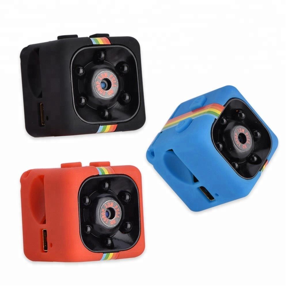 Mini Camera /& Camcorder HD 1080P Night Vision